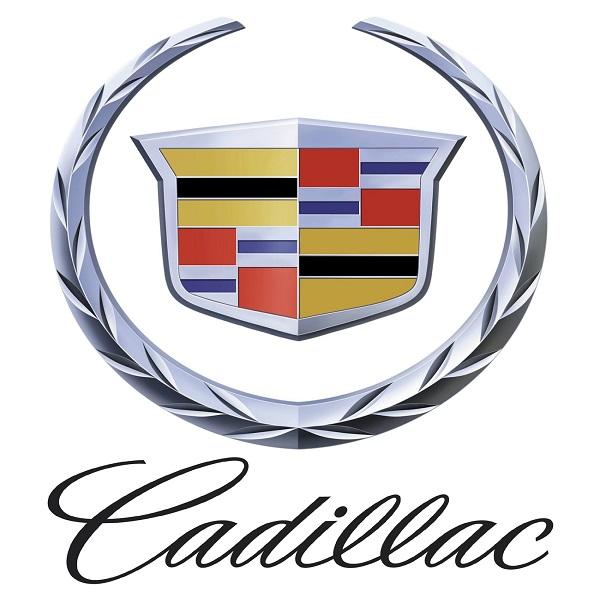 logo các hãng xe hơi Cadillac