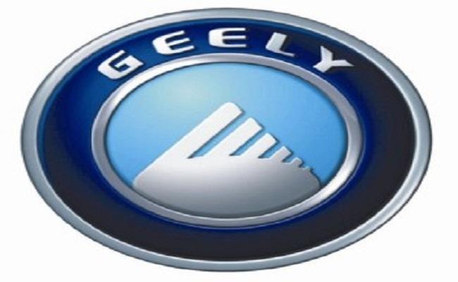 logo các hãng xe hơi Geely