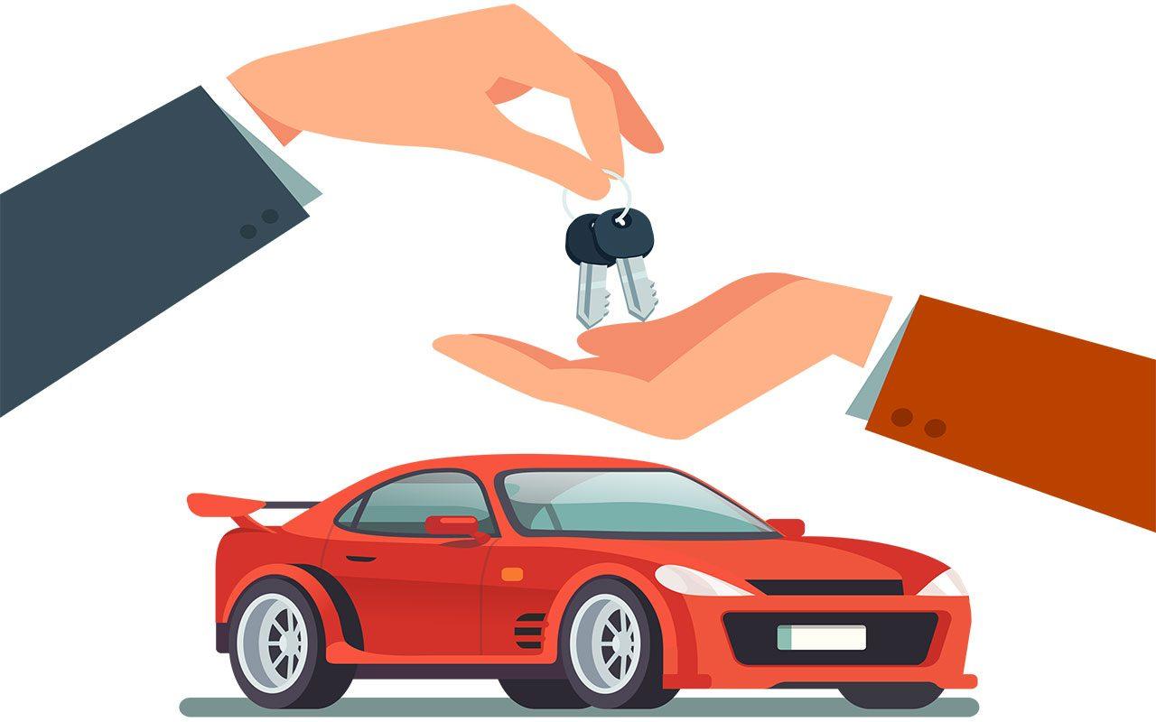 , hợp đồng mua bán xe ô tô