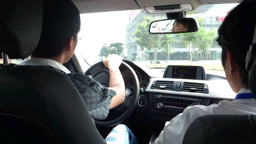 học lái xe B2 mấy tháng