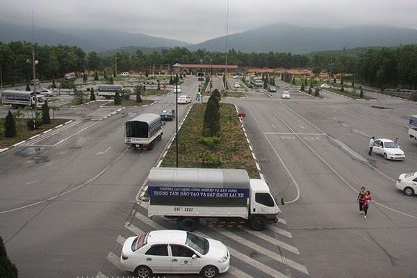 danh sách trung tâm sát hạch lái xe tphcm