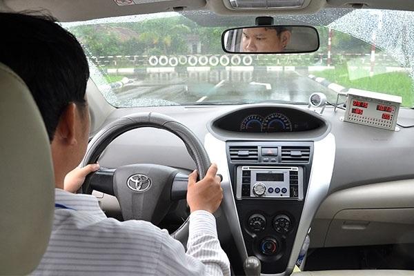 các hạng bằng lái xe ô tô