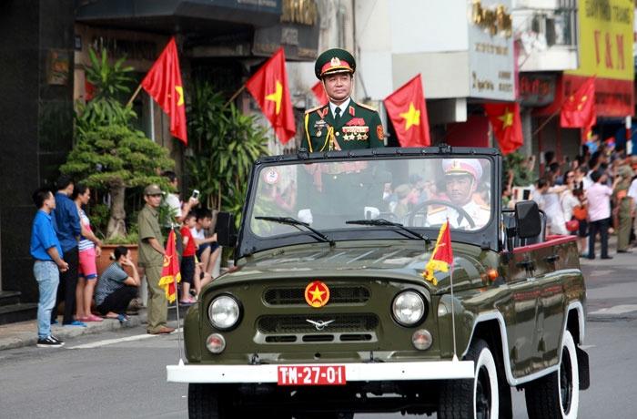 ý nghĩa biển số xe quân đội